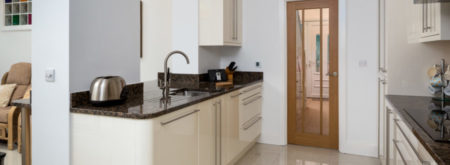 luxury kitchen design roundhay leeds