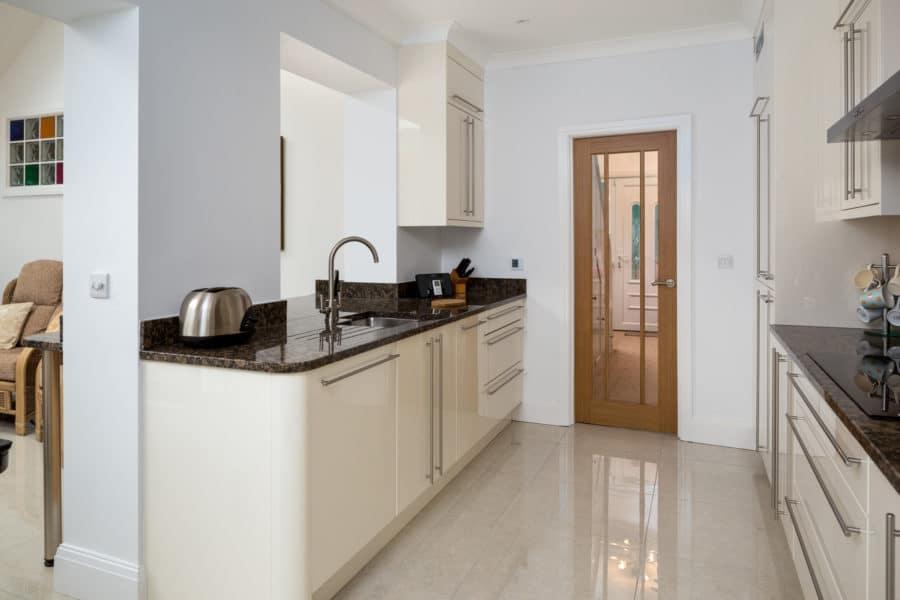 luxury kitchen design roundhay leeds